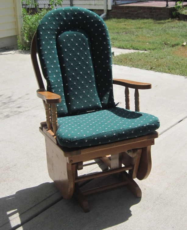 tennessee rocking chair plans
